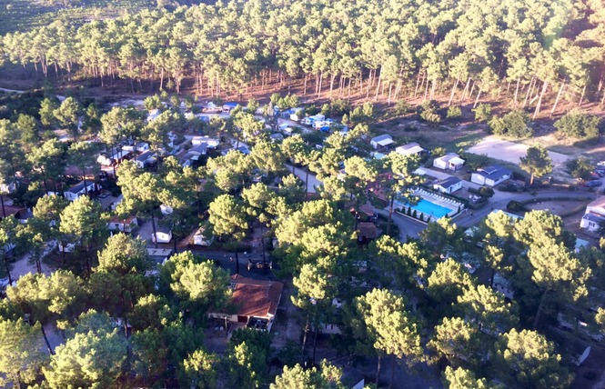 Camping les Jardins du Littoral 4 - Lacanau