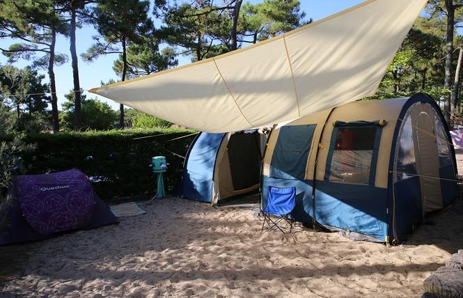 Camping & Spa Airotel l'Océan 14 - Lacanau
