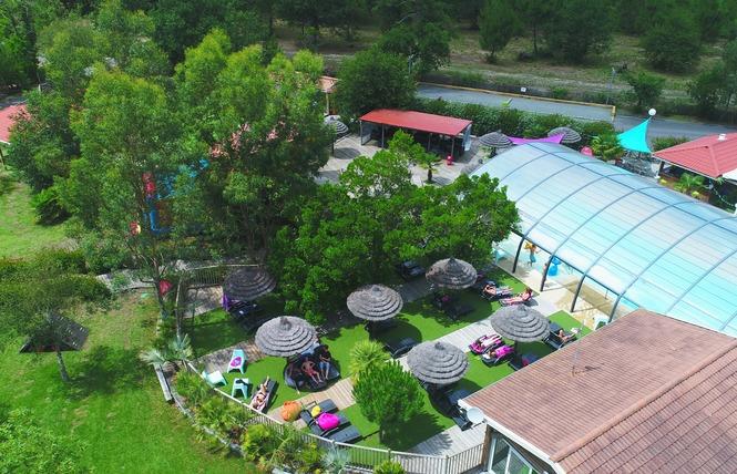Camping le Paradis, Carcans 6 - Carcans