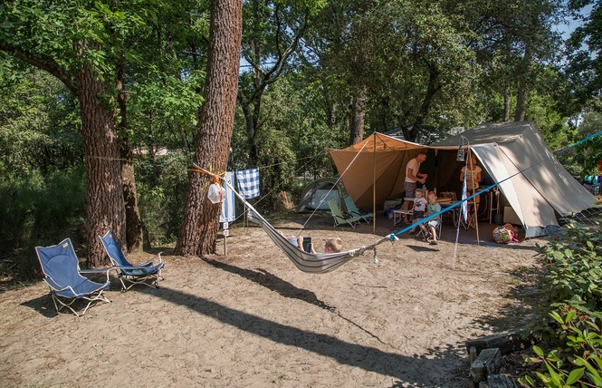 Flower Camping Des Pins 27 - Soulac-sur-Mer