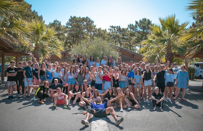 Camping & Spa Airotel l'Océan 17 - Lacanau