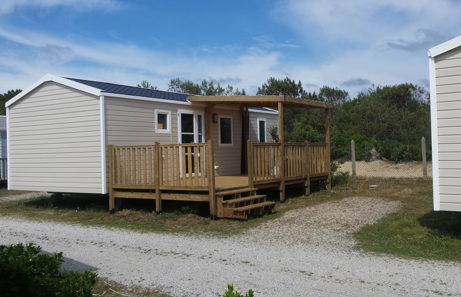 Camping Le Soleil D'or 9 - Vendays-Montalivet