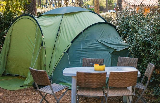 Camping & Spa Airotel l'Océan 35 - Lacanau