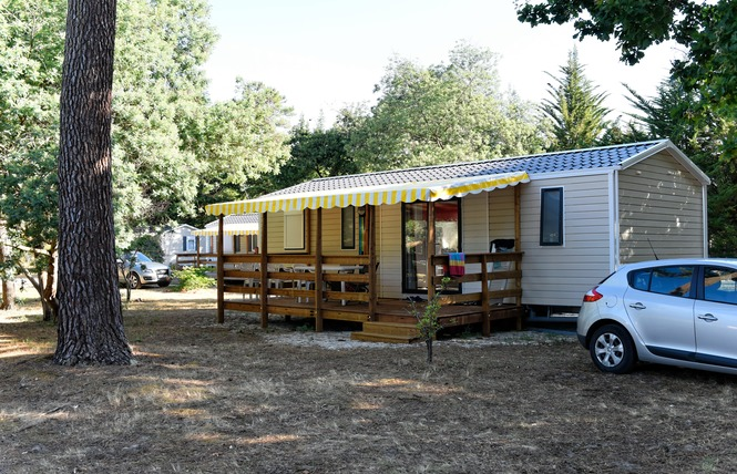 Camping Les Lacs 23 - Soulac-sur-Mer