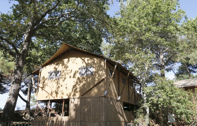 Camping Fontaine Vieille 12 - Andernos-les-Bains