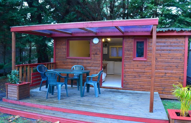 Camping Le Coq Hardi 21 - Lanton