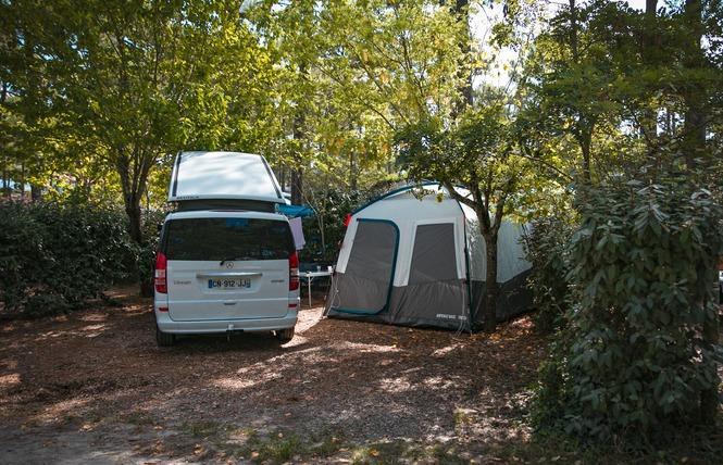 Camping & Spa Airotel l'Océan 34 - Lacanau