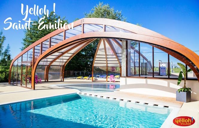Camping Yelloh! Village Saint-Emilion 9 - Saint-Émilion