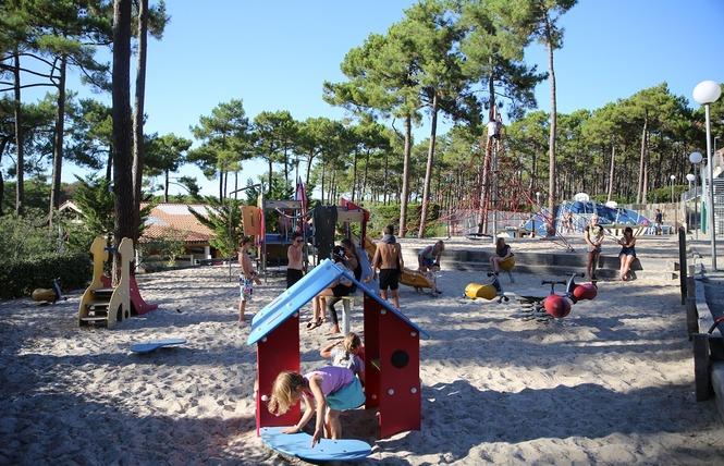Camping & Spa Airotel l'Océan 33 - Lacanau