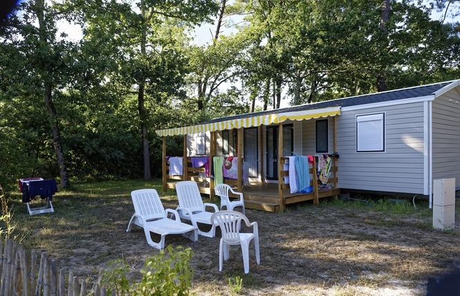 Camping Les Lacs 24 - Soulac-sur-Mer