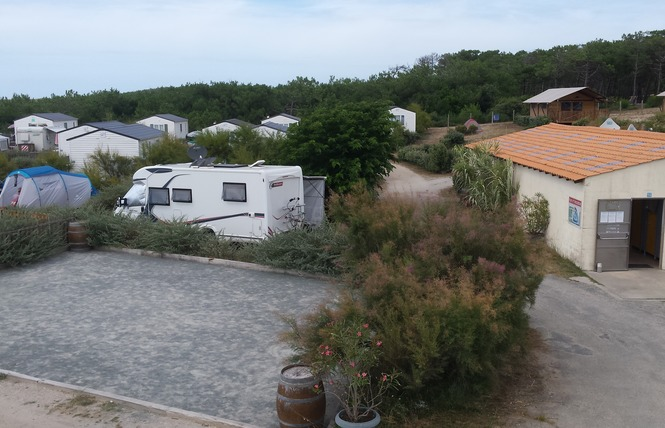 Camping Le Soleil D'or 17 - Vendays-Montalivet