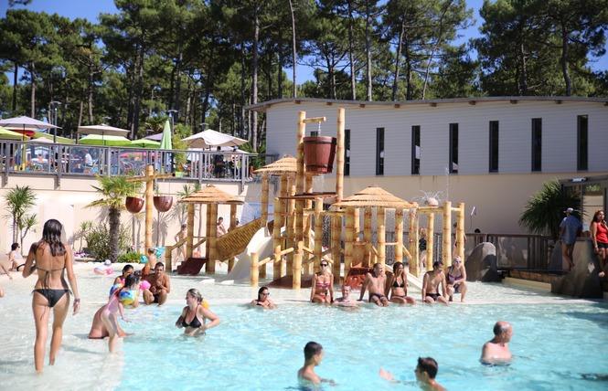 Camping & Spa Airotel l'Océan 26 - Lacanau