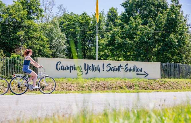 Camping Yelloh! Village Saint-Emilion 17 - Saint-Émilion