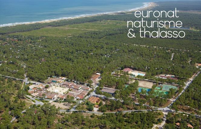 Camping Euronat 1 - Grayan-et-l'Hôpital