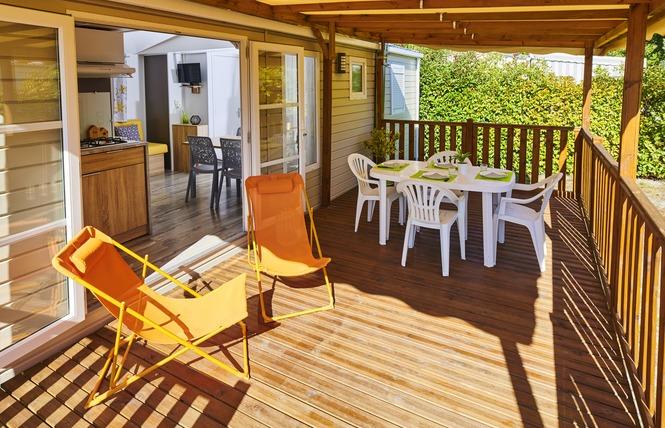 Camping Pleine Forêt 12 - Andernos-les-Bains