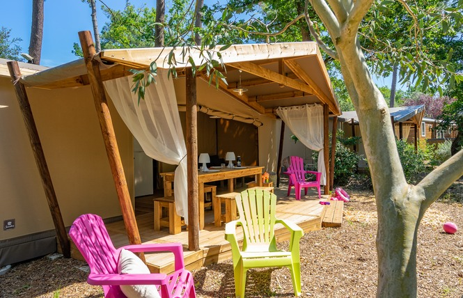 Flower Camping Des Pins 8 - Soulac-sur-Mer