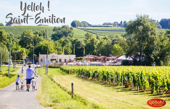 Camping Yelloh! Village Saint-Emilion 4 - Saint-Émilion