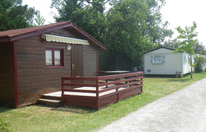 Camping Le Coq Hardi 11 - Lanton