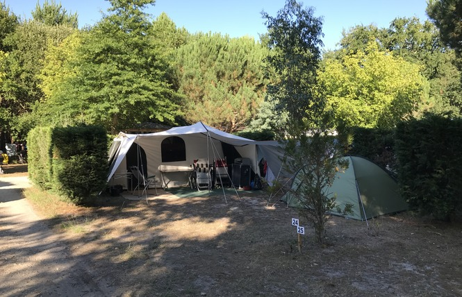 Camping La Chesnays 59 - Vendays-Montalivet