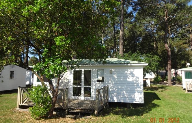 Camping les Jardins du Littoral 7 - Lacanau