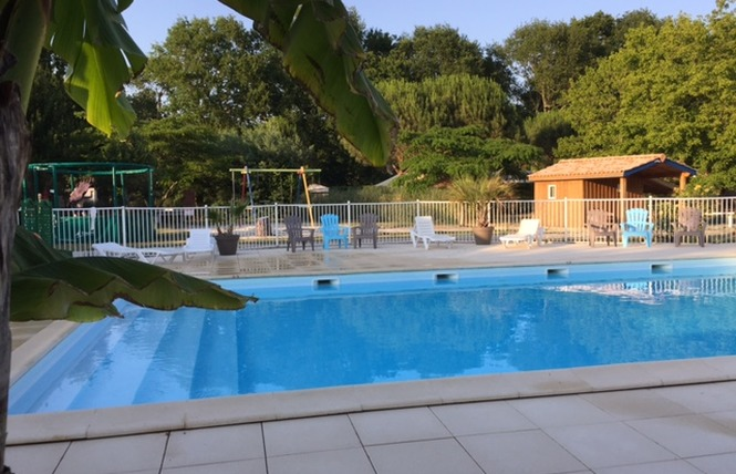 Camping La Chesnays 9 - Vendays-Montalivet