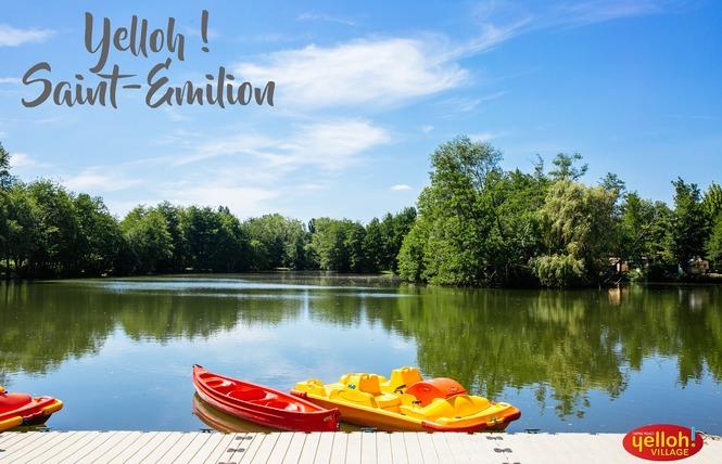 Camping Yelloh! Village Saint-Emilion 11 - Saint-Émilion