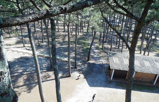 Camping Brémontier 12 - Lège-Cap-Ferret