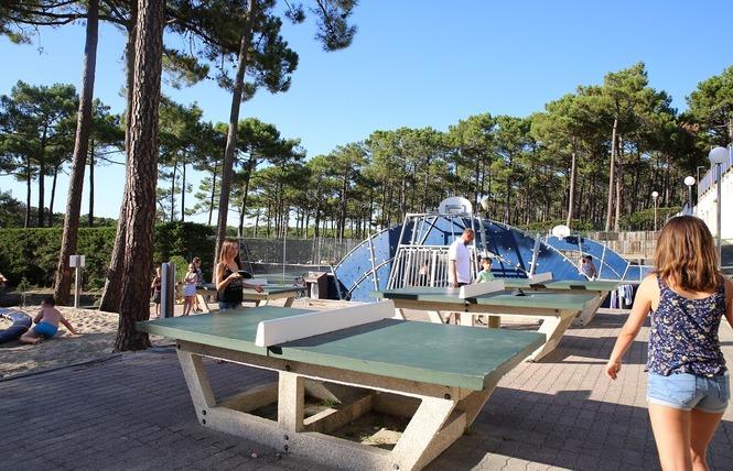 Camping & Spa Airotel l'Océan 13 - Lacanau