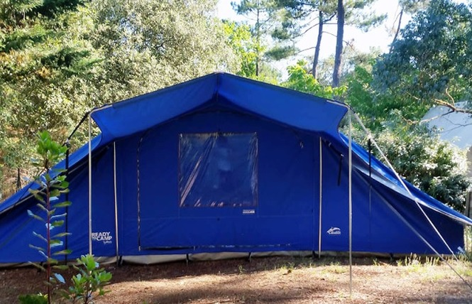 Flower Camping Des Pins 26 - Soulac-sur-Mer