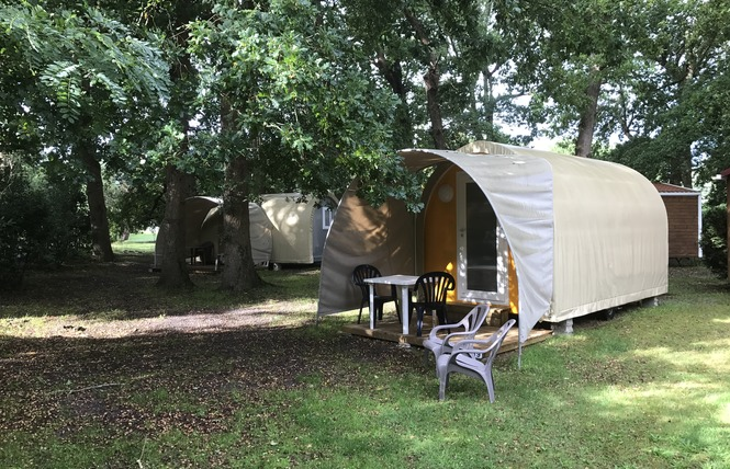 Camping La Chesnays 32 - Vendays-Montalivet