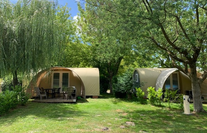 Camping La Chesnays 50 - Vendays-Montalivet