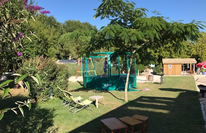 Camping La Chesnays 16 - Vendays-Montalivet
