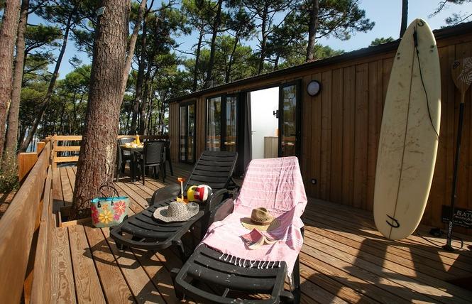 Camping Panorama Du Pyla 24 - La Teste-de-Buch