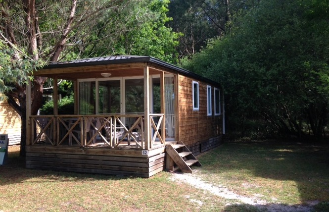Camping La Chesnays 44 - Vendays-Montalivet