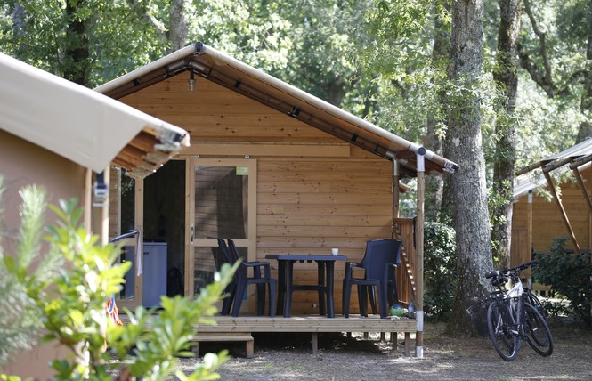 Camping Fontaine Vieille 11 - Andernos-les-Bains