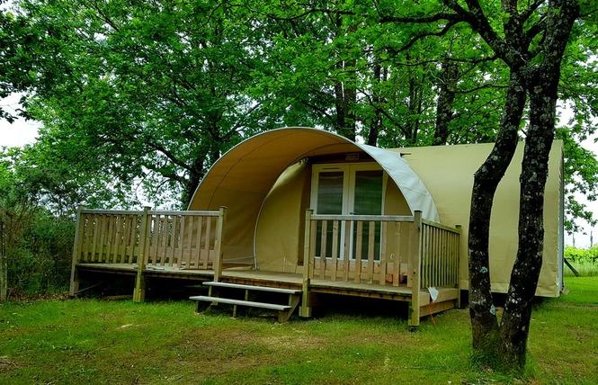 Camping Chez Gendron 7 - Saint-Palais