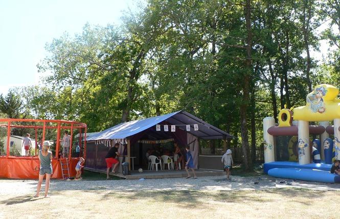 Camping Tastesoule 7 - Vensac