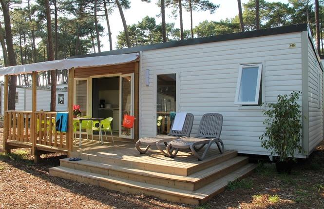 Camping & Spa Airotel l'Océan 37 - Lacanau
