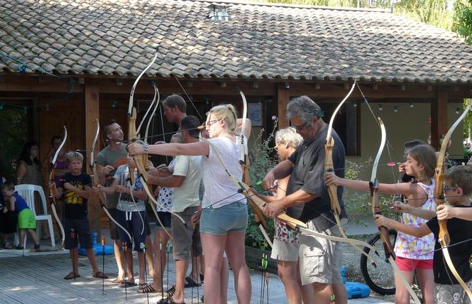 Camping Les Franquettes 6 - Grayan-et-l'Hôpital