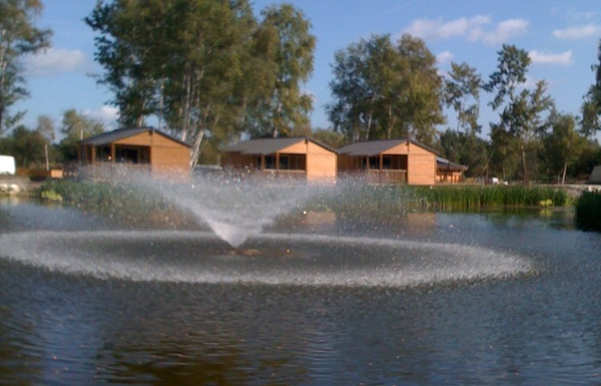Village du Lac Camping de Bordeaux 10 - Bruges