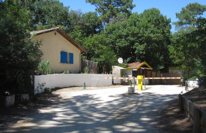 Camping de l'Ermitage 1 - Lacanau