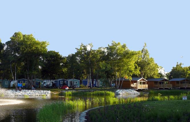 Village du Lac Camping de Bordeaux 9 - Bruges