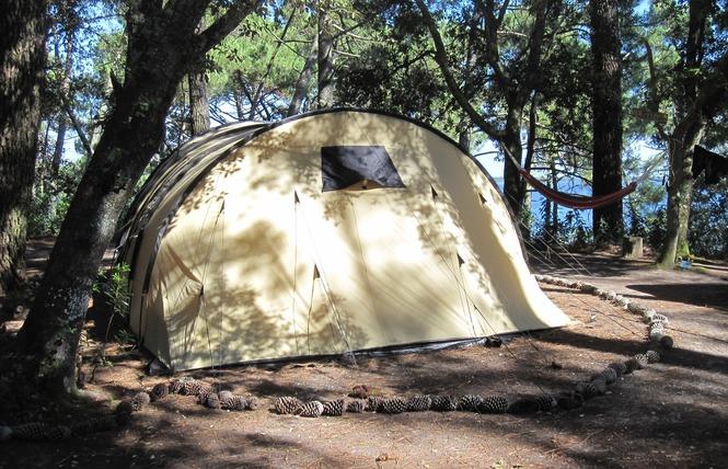 Camping de l'Ermitage 3 - Lacanau