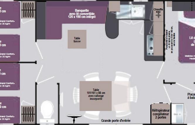 Camping Les Franquettes 19 - Grayan-et-l'Hôpital