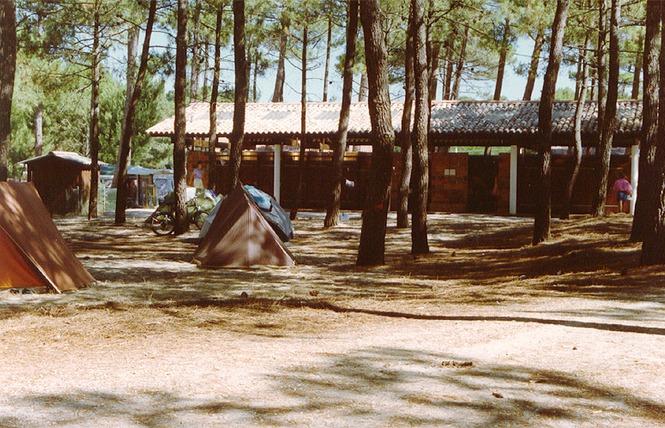 Camping Brémontier 9 - Lège-Cap-Ferret