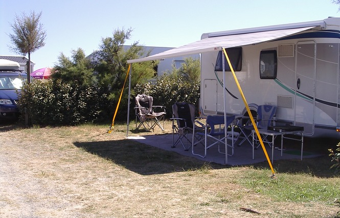 Camping Le Soleil D'or 20 - Vendays-Montalivet