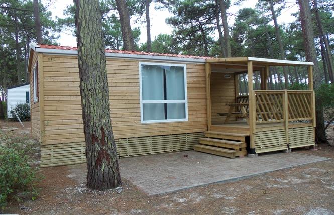 Camping Municipal La Grigne 6 - Le Porge