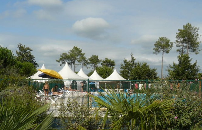 Camping Le Braou 3 - Audenge