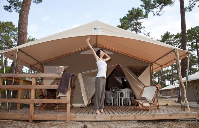Camping Municipal La Grigne 5 - Le Porge