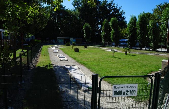 Camping Bel-air 2 - Sadirac